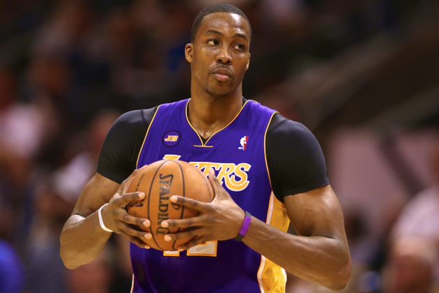 Dwight Howard Won't Have Lakers Fire Mike D'Antoni, No Free-Agent Favorite Named