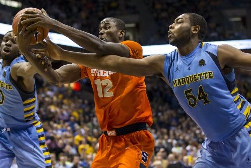 Where Marquette's Frontcourt Can Improve This Summer