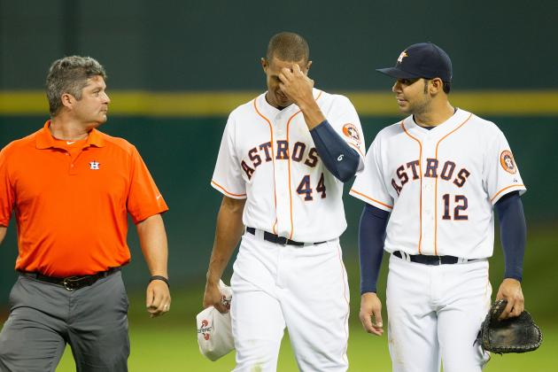 Justin Maxwell Returns to Disabled List; Paredes Returns to Astros