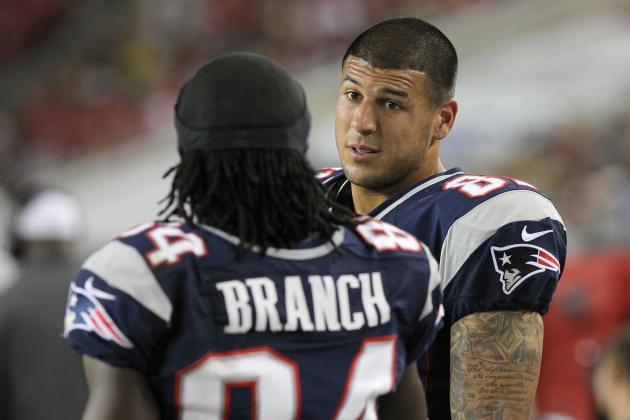 Branch Speaks out on Aaron Hernandez