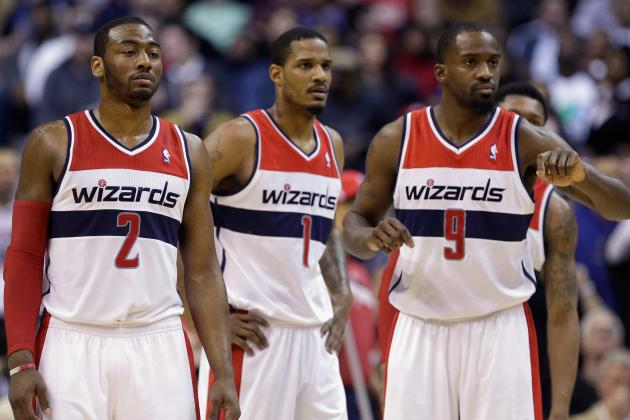 Wizards Face Some Tough Decisions with Free Agency Approaching