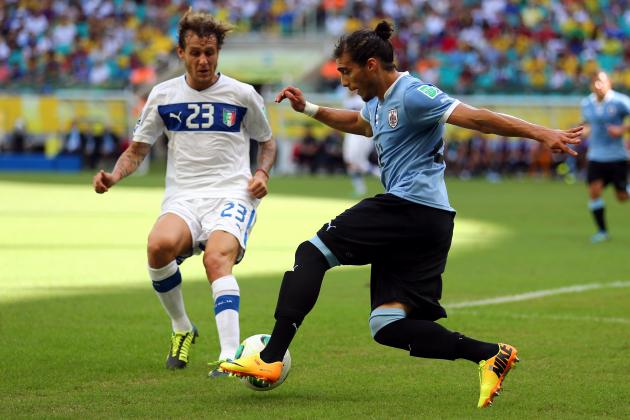 Italy vs. Uruguay: Score, Highlights for Confederations Cup 2013 3rd-Place Game