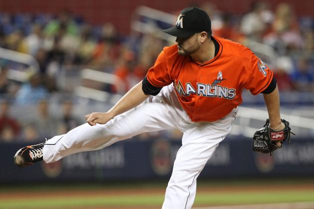 Marlins Prez of Baseball Ops Larry Beinfest Mum on Ricky Nolasco Trade
