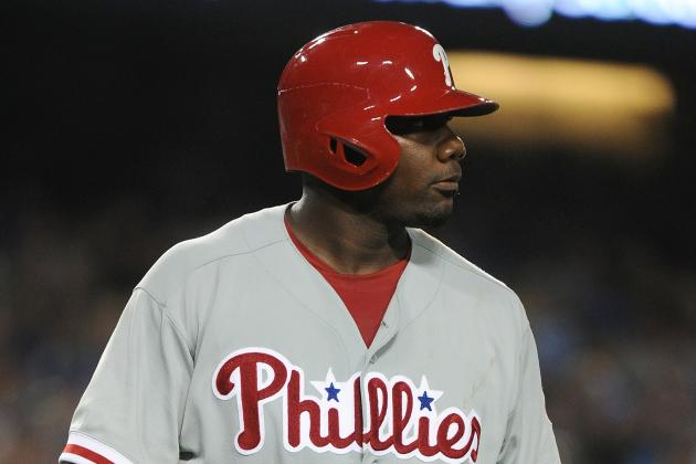 Ryan Howard Returns vs. Dodgers