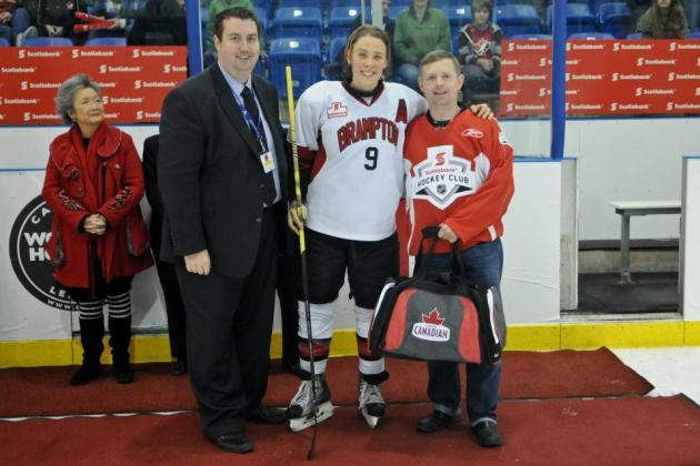 Legendary American Hockey Player Molly Engstrom Officially Retires from CWHL