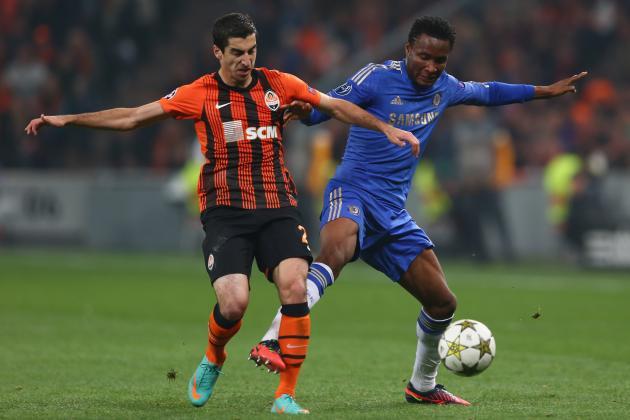 Henrikh Mkhitaryan Would Restore Firepower to Borussia Dortmund Attack