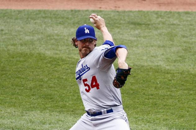Dodgers DFA Matt Guerrier, Recall RHP Chris Withrow