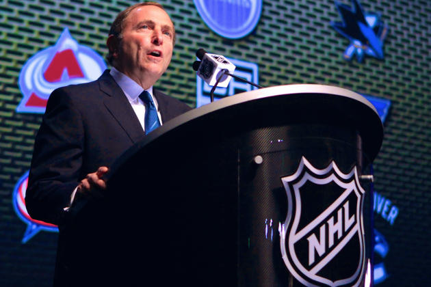 NHL Draft 2013: Live Results, Trades, Analysis and Reaction
