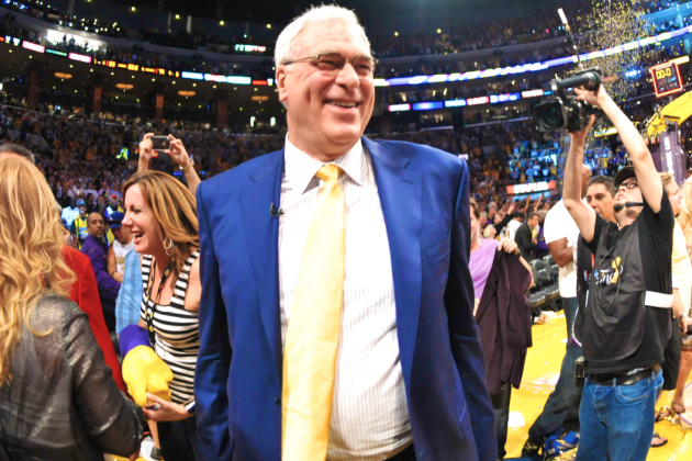 Phil Jackson's Role with Lakers Reportedly Influencing Dwight Howard's Decision