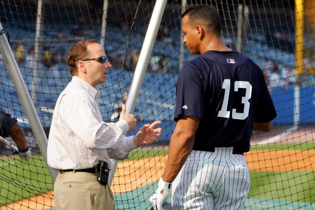 New York Yankees and Alex Rodriguez Still Squabbling as Twitter Takes Sides