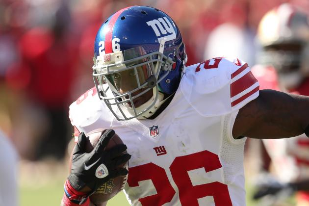 Giants' Rolle Has Sacrificed Stats by Switching Positions When Needed