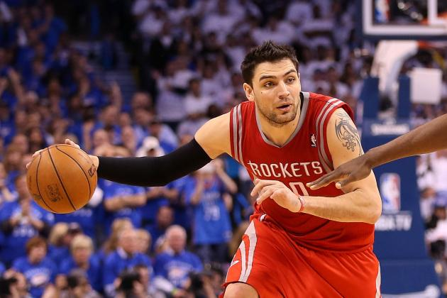 Rockets Waived Carlos Delfino and Aaron Brooks