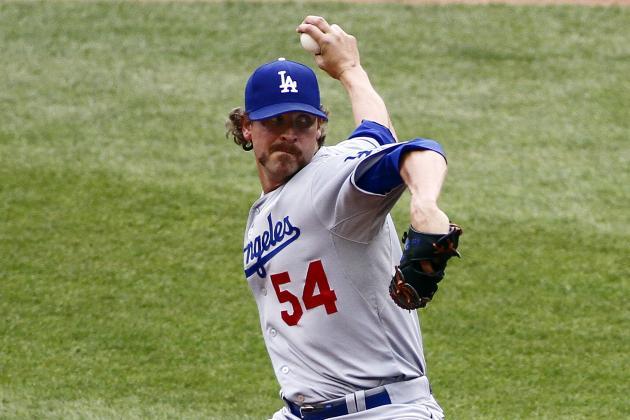 Dodgers Designate Matt Guerrier for Assignment