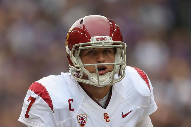 Matt Barkley Was Reportedly Raiders' Pick over Wilson