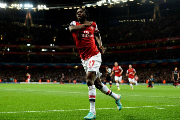 Arsenal: Could Gervinho Be Key to the Gunners' Success Next Season?
