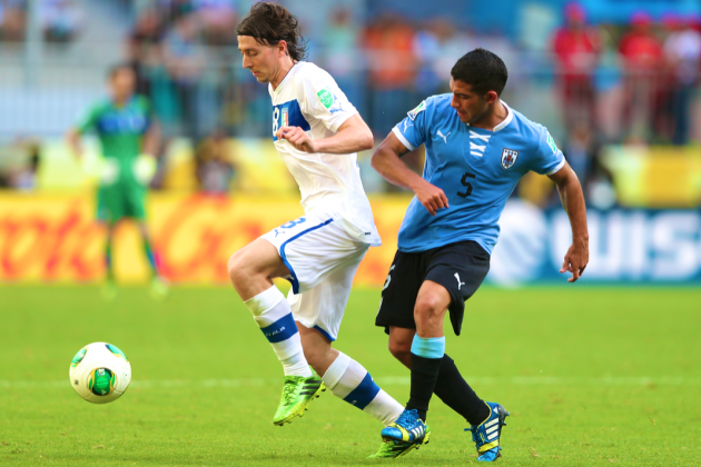 Uruguay vs. Italy: Confederations Cup 3rd-Place Playoff Live Score, Highlights