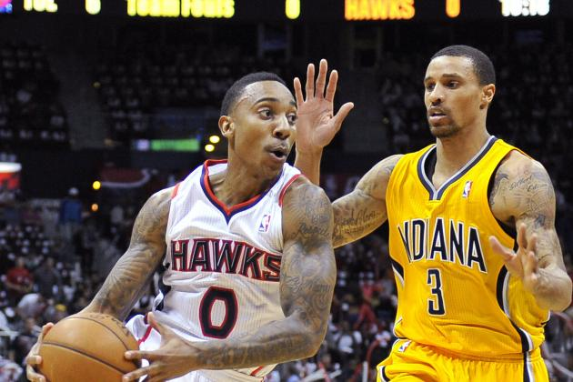 Hawks Make Qualifying Offer to Teague, Not Johnson