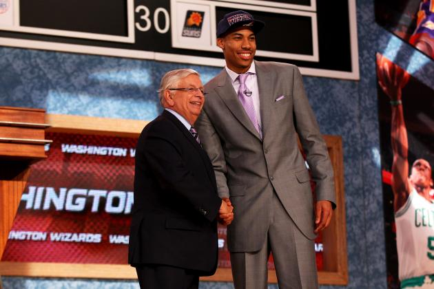 Grading Washington Wizards' 2013 NBA Draft Decisions