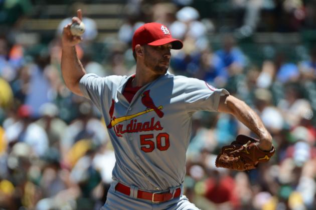 How Adam Wainwright Put His Pitching Excellence on Display Versus Oakland A's