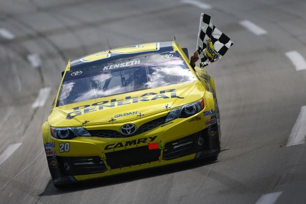 Quaker State 400 2013 Results: Reaction, Leaders and Post-Race Analysis