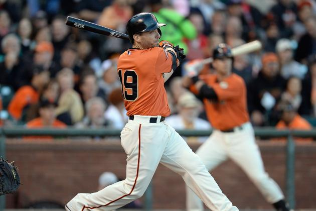 Giants Lineup: Posey at First Again