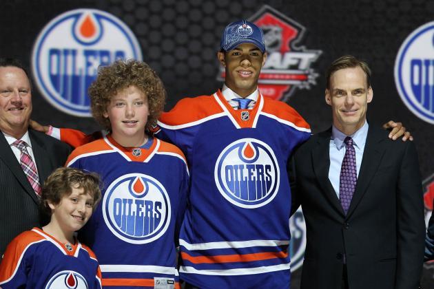 Donovan McNabb's Nephew Darnell Nurse Selected by Edmonton Oilers in NHL Draft