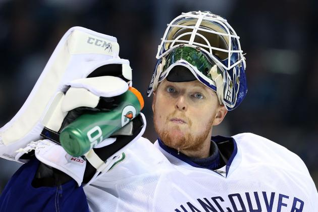 Canucks Trade Cory Schneider to Devils for Draft Pick Bo Horvat