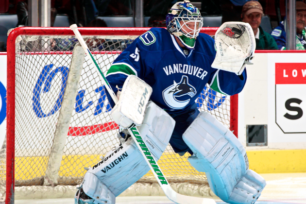 Canucks Trade Cory Schneider to Devils for No. 9 Overall Pick in 2013 NHL Draft