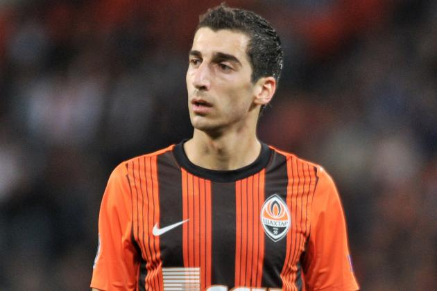 Liverpool Transfer Rumours: Reds Can't Lose Out on Henrikh Mkhitaryan