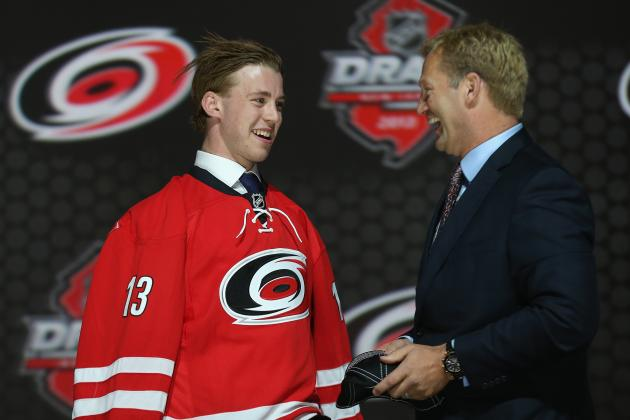 NHL Draft 2013: Elias Lindholm Pick the Perfect Decision for Carolina Hurricanes