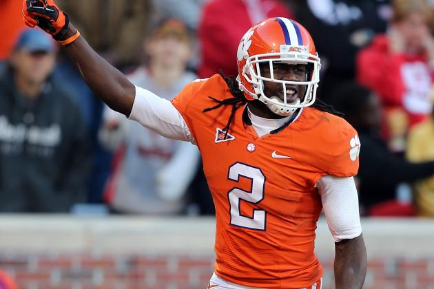 Clemson's Sammy Watkins Is Talking Loud and Proud After a Modest 2011