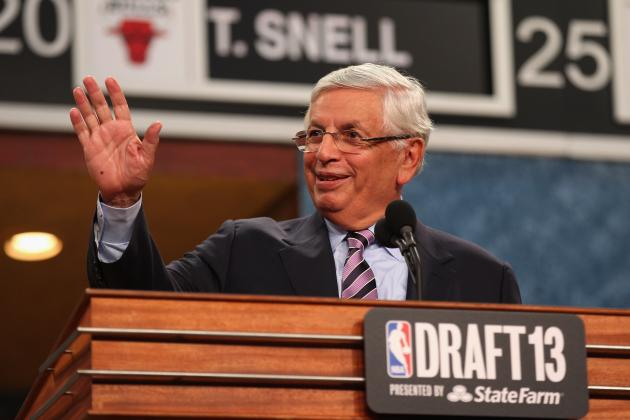 NBA Draft 2013 Grades: Handing out Marks to All 30 Teams