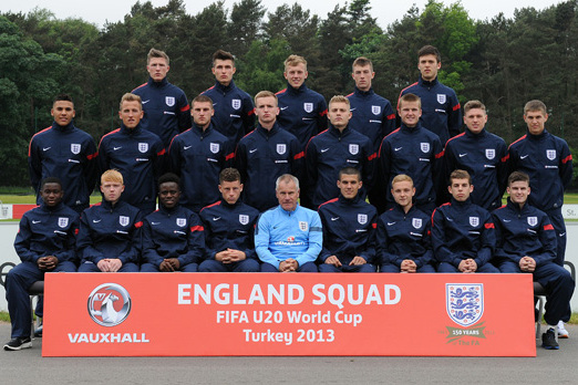 FIFA Under-20 World Cup: Poor Selections Symptomatic of England's Youth Failure