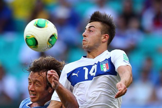 El Shaarawy: 'Finally...'