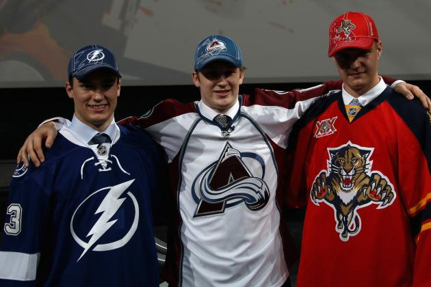 NHL Draft 2013 Results: Full List of Selections from Round 1 to 7