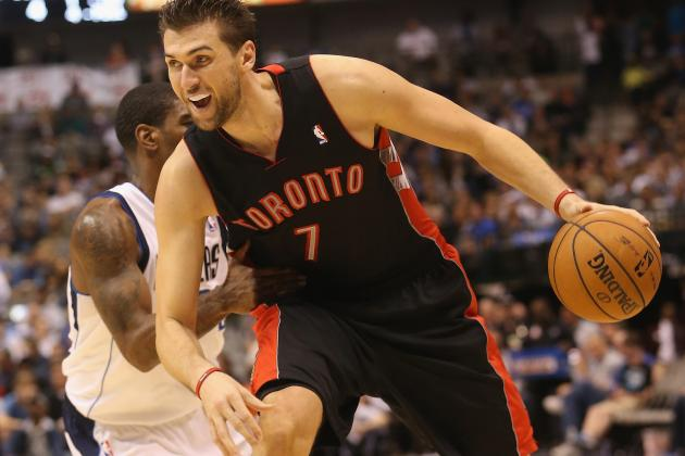 Report: Knicks 'Closing In' on Andrea Bargnani
