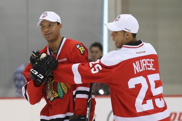 NHL Draft 2013: Star Defenders Seth Jones and Darnell Nurse Forever Linked
