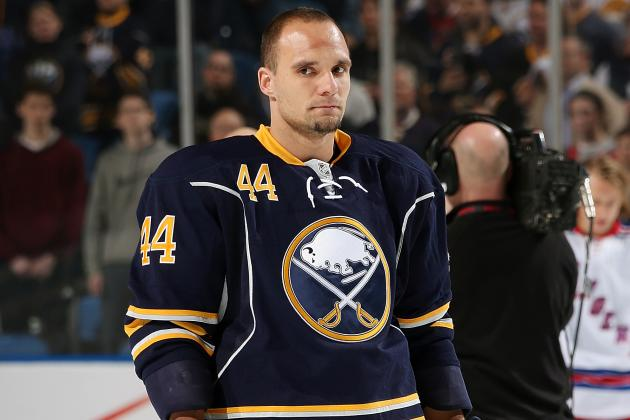 Sabres Trade Sekera for McBain and No. 35 Pick