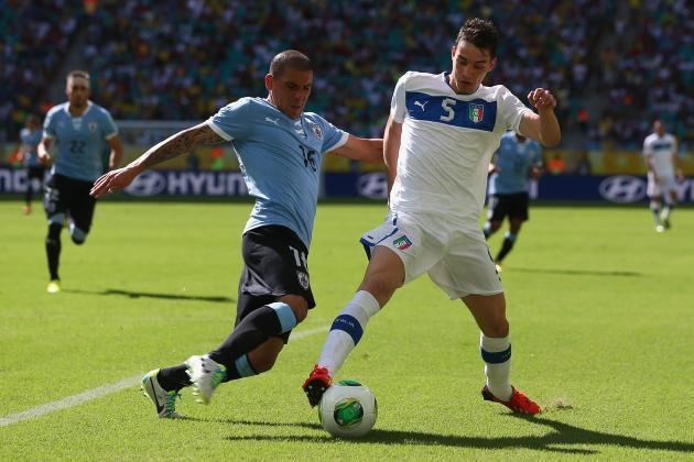 Confederations Cup 2013: What's Next for Italy and Uruguay After Exciting Finish