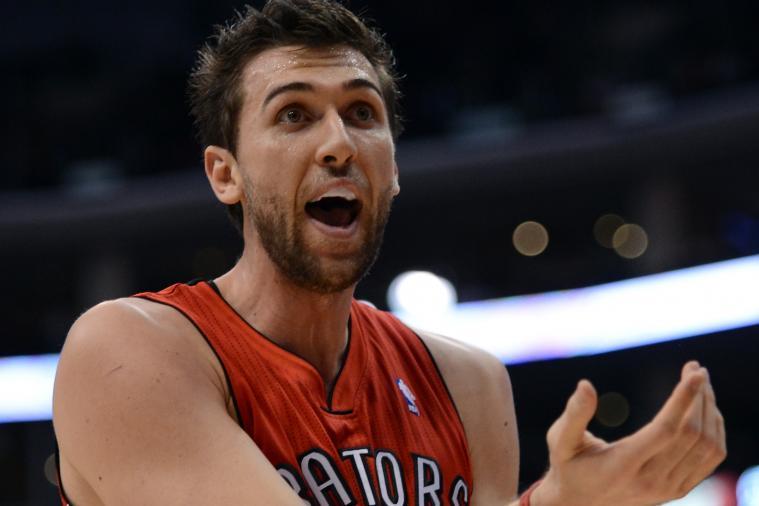 Toronto Raptors, New York Knicks Close on Andrea Bargnani Deal