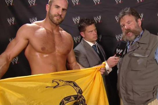 Antonio Cesaro and Zeb Colter Could Be the Next Great Duo in WWE