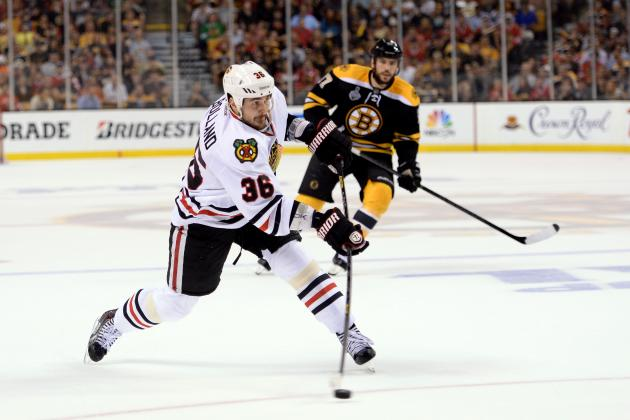 Dave Bolland Trade Should End Mikhail Grabovski's Time with Toronto Maple Leafs
