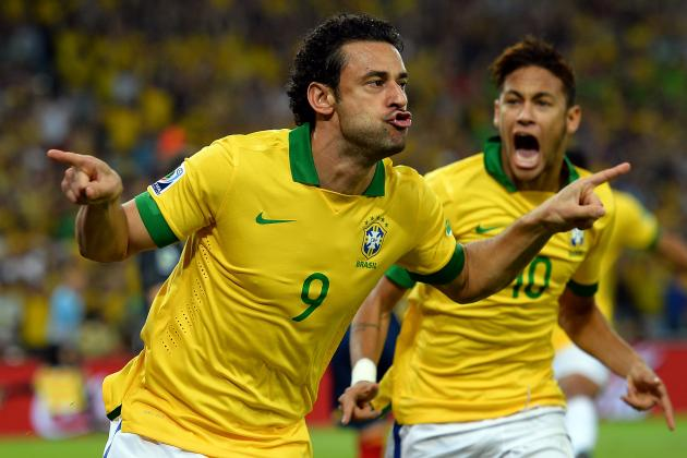 Confederations Cup 2013: Grading Top Stars in Brazil vs Spain Final