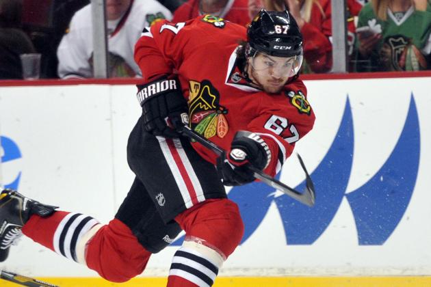 Chicago Stays Busy, Ships Frolik to Winnipeg