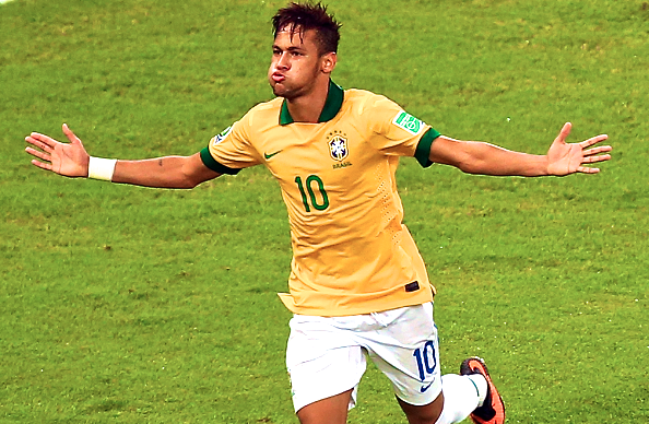 Brazil vs. Spain Confederations Cup 2013 Final: Live Scores and Highlights