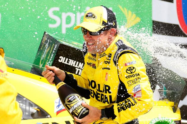 Has Matt Kenseth Unlocked the Key to Success in the NASCAR Sprint Cup Chase?