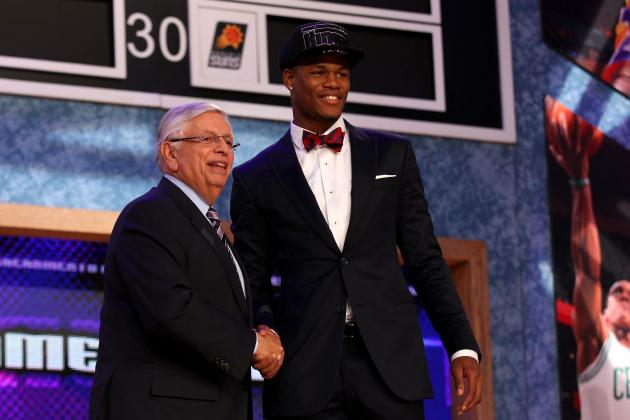 Grading Sacramento Kings' 2013 NBA Draft Decisions