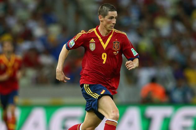 Fernando Torres Wins Golden Boot Award