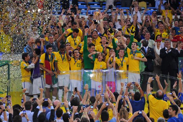 Confederations Cup Final Tells Us Little About Brazil, Spain