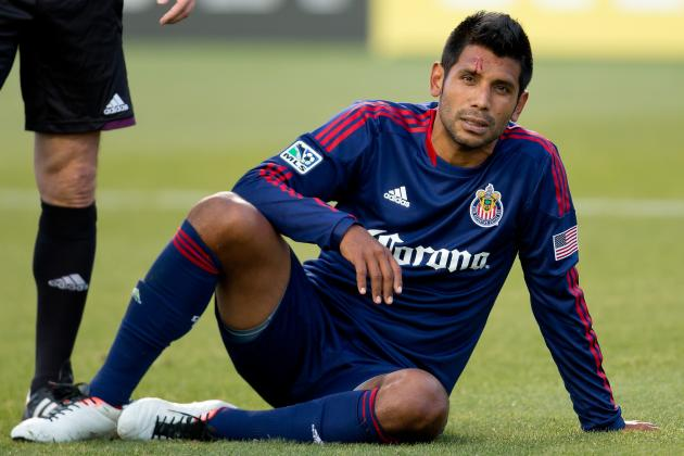 Chivas Dumps 4 Players in Big Shakeup
